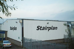 Stairplan Unit C4 Stafford Park 4